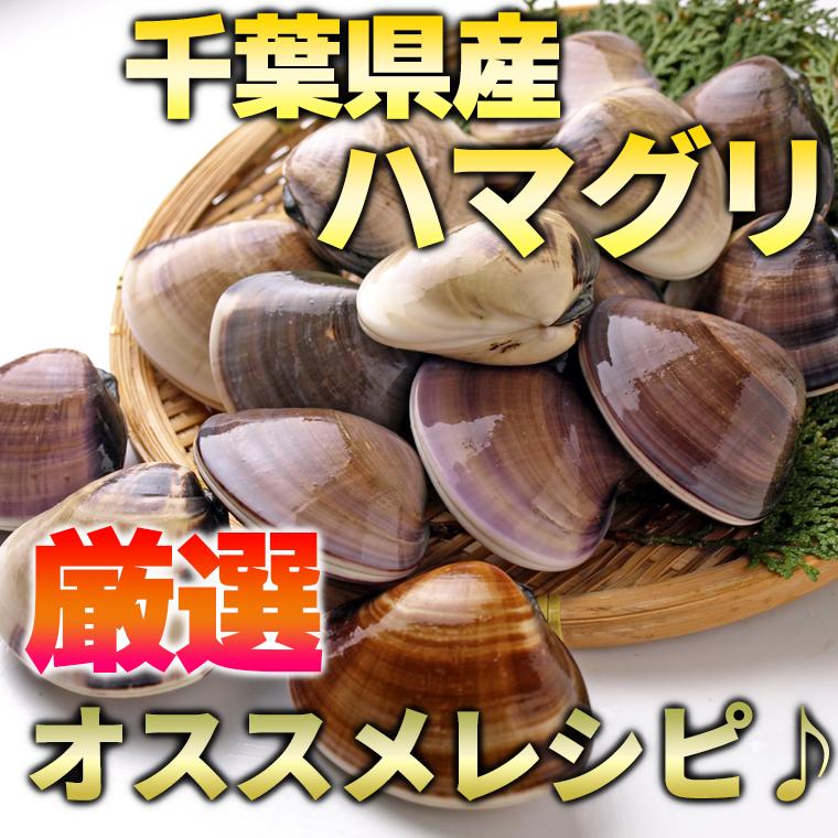 ハマグリ レシピ